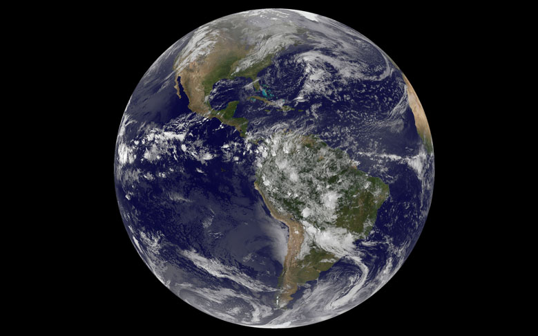 EARTH DAY   A View of Our Planet From Space