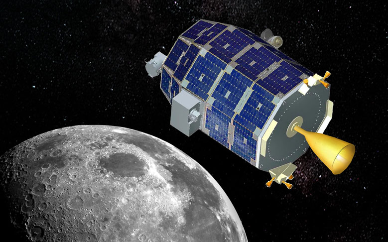 NASA's LADEE Crashes Into Moon | Mission Officially Ends