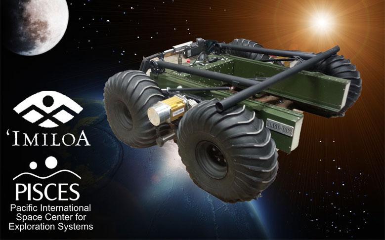 PISCES to Showcase Rover at `Imiloa