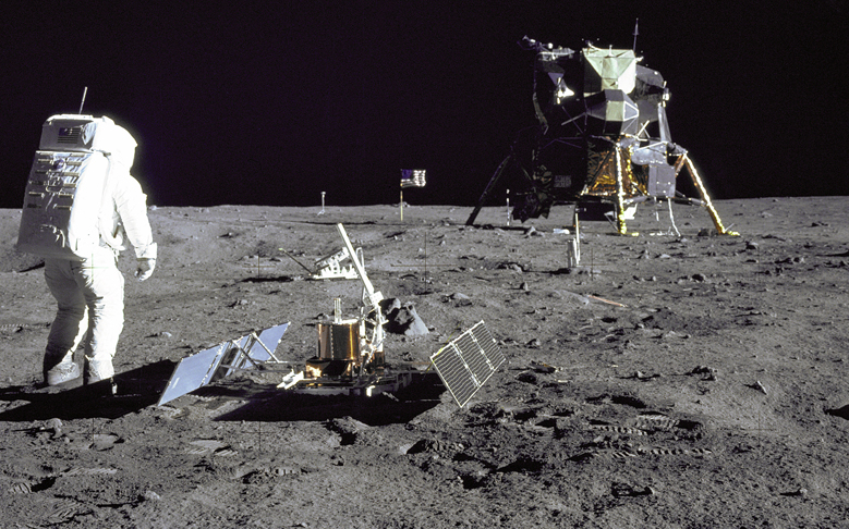 Lawmakers Approve PISCES Resolution Honoring Apollo 11