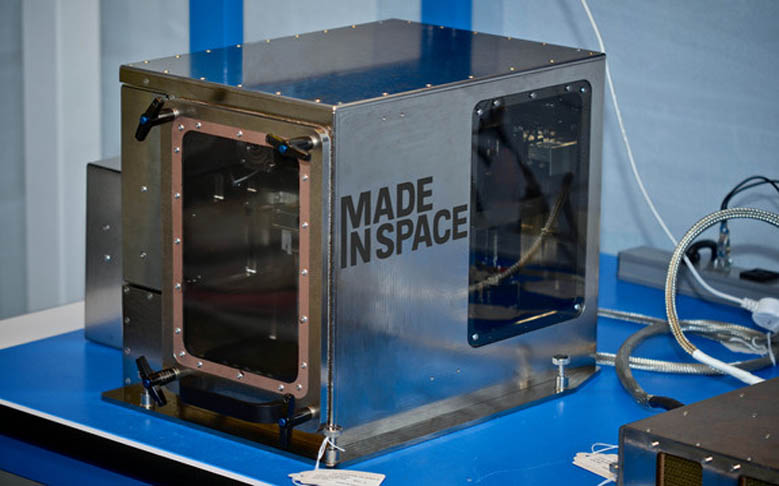 First 3-D Printer for Space Approved for Launch to ISS