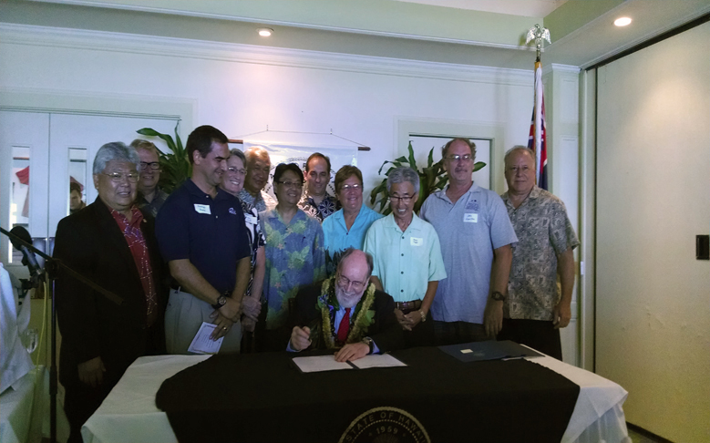 Governor Signs PISCES Funding Bills into Law