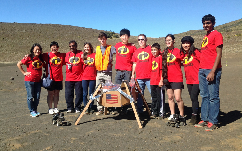 Team Incredibots Claims Grand Prize Adventure with PISCES