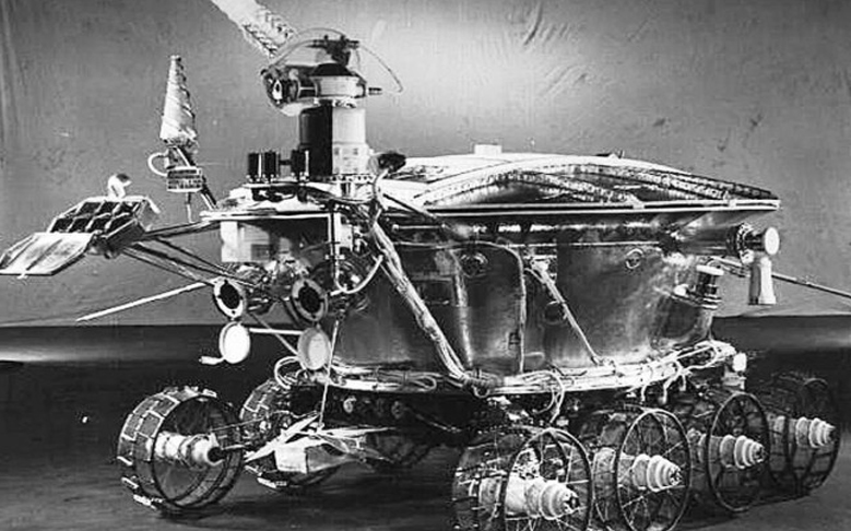 Spacecraft History – The First Robotic Lunar Rover