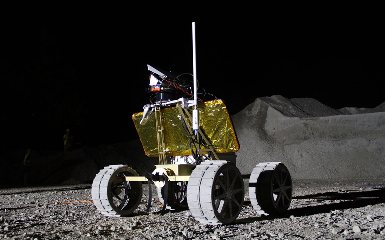 Astrobotic Emerges as Front Runner in GLXP Competition