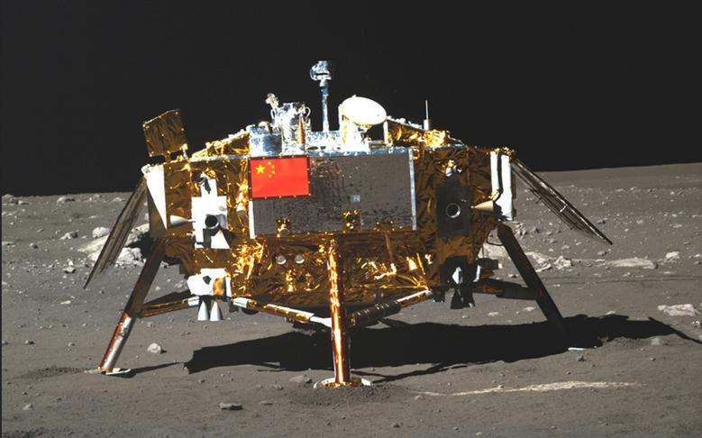 China's Lunar Lander Survives One Year in Harsh Lunar Environment
