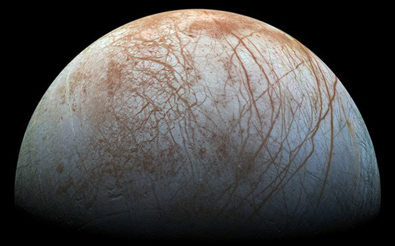 NASA on Track for Unprecedented Mission to Europa