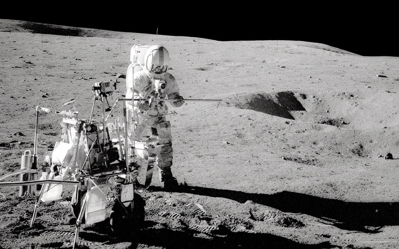 44 Year Ago Today: The Record-Setting Apollo 14 Mission