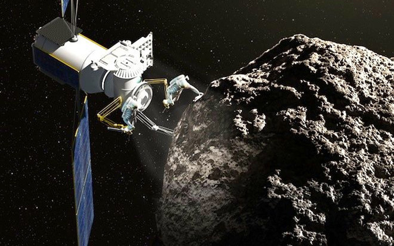 NASA Reveals New Details on Asteroid Retrieval Mission
