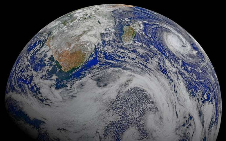 NASA Releases Incredible Earth Images for Earth Day