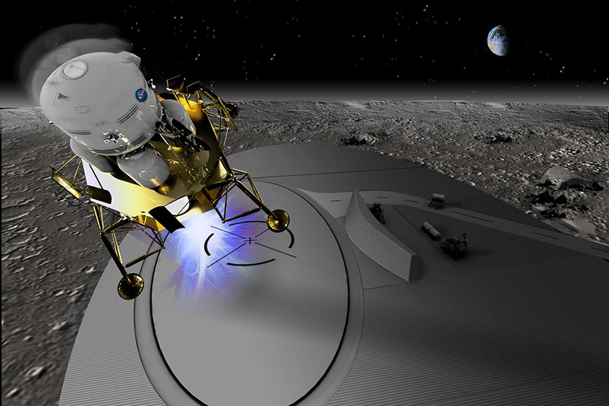 PISCES Launches Robotic Space Construction Project