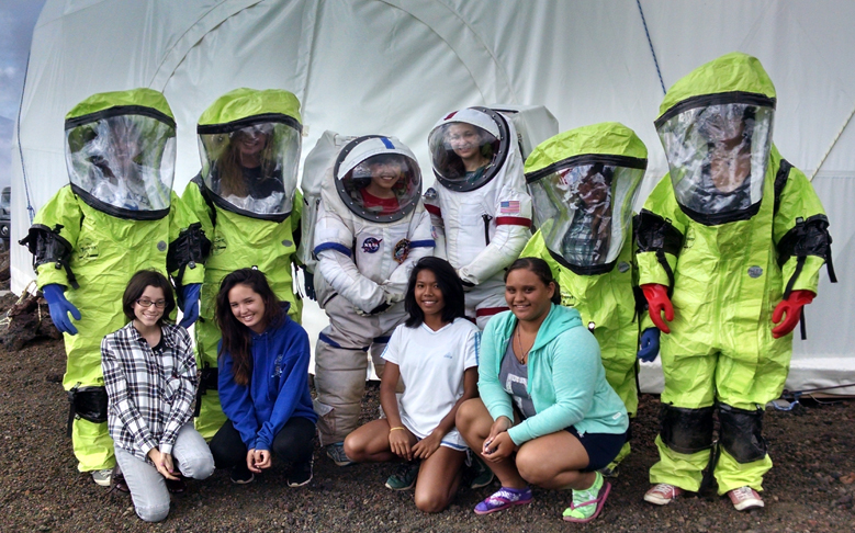 "STARS Students Complete 5-Day Journey through ""Space"""