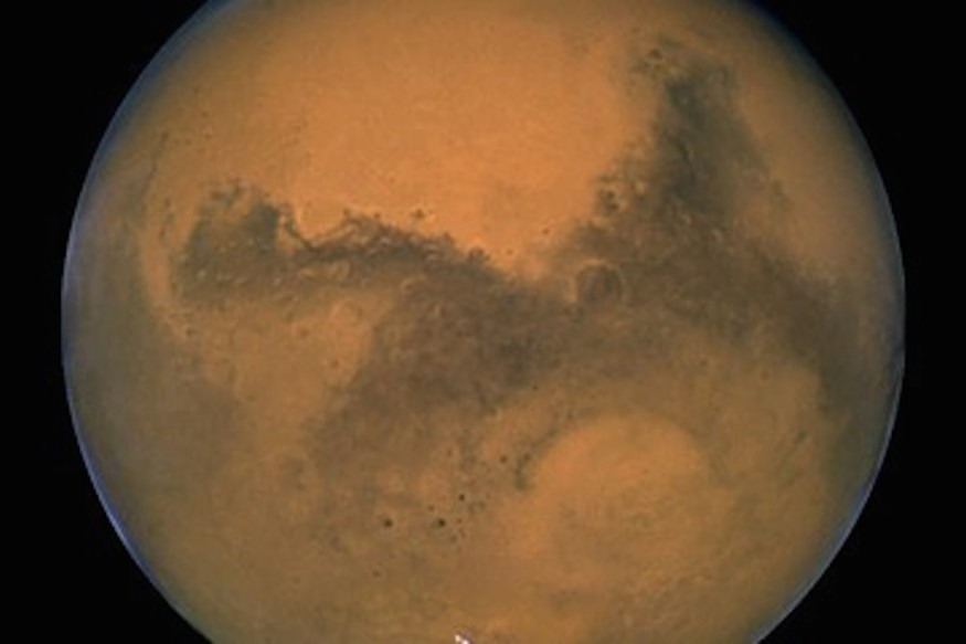 NASA Challenge Focuses on Ways to Use Mars' Natural Resources