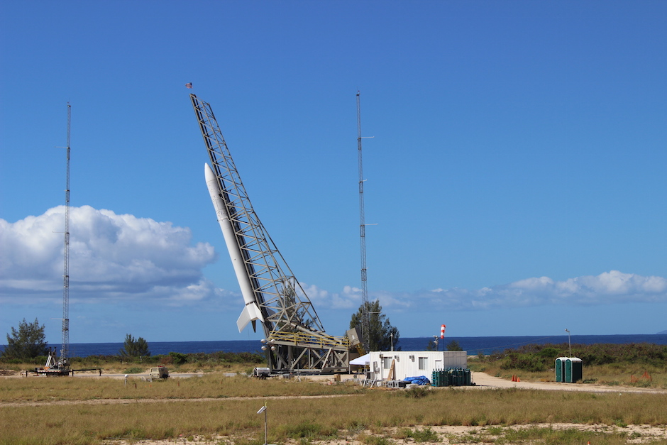 Hawaii's First Satellite Launch Happening Tuesday