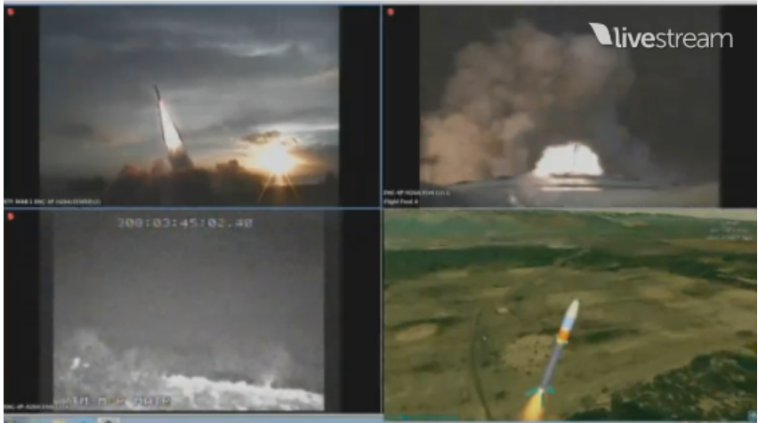 Rocket Launch Sets High Hopes for Hawaii's Future