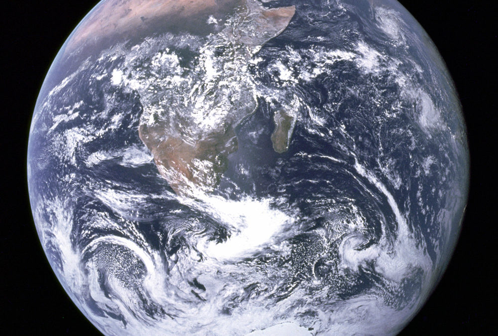 Ultra High Definition Video of Earth