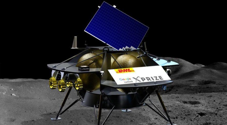 Astrobotic Announces New Lunar Lander