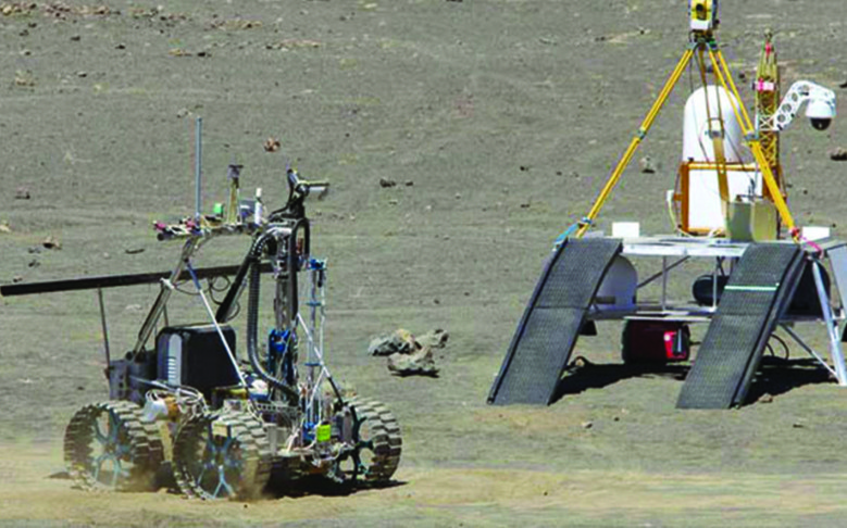 PISCES and Honeybee Robotics Selected for NASA STTR Phase 1 Grant