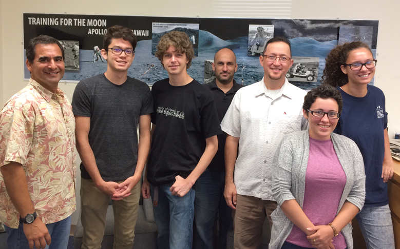 PISCES Welcomes Students for Summer Internship Program