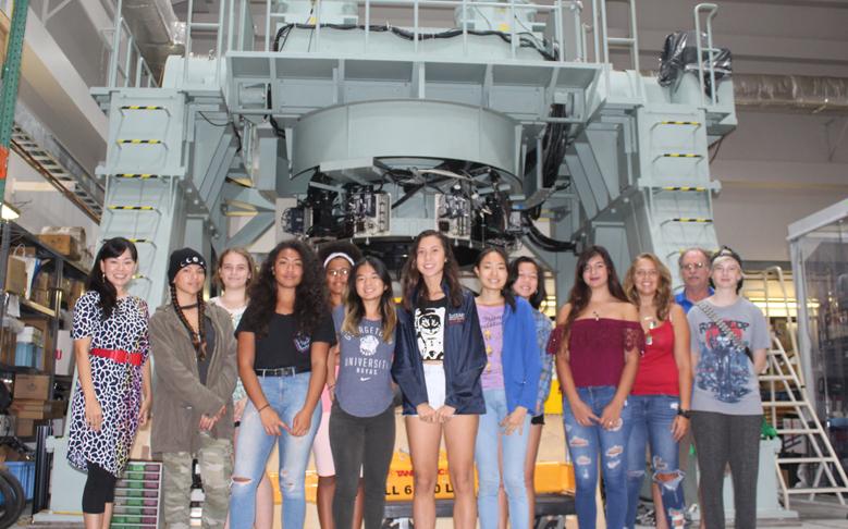 PISCES Receives $4K from HTDC for Women's STEM Program