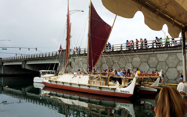 Hōkūleʻa Homecoming Celebration Joins Culture and Science