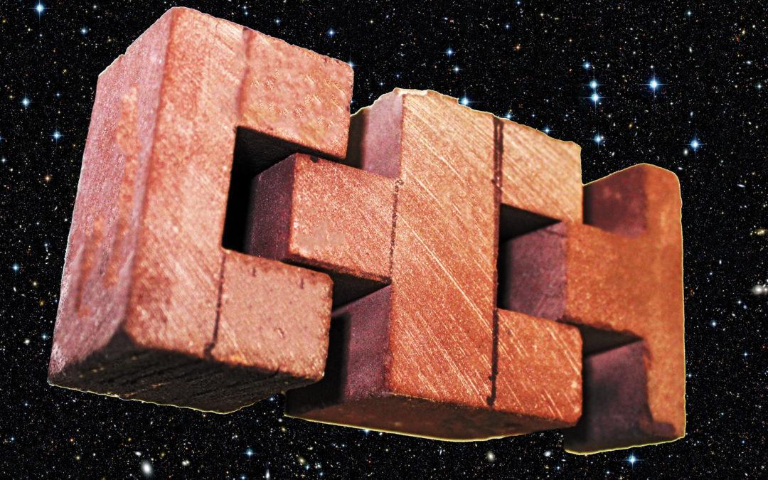 Planetary LEGO Blocks Take Shape