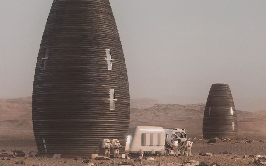 AI Space Factory Among Finalists in NASA 3D-Printed Habitat Challenge
