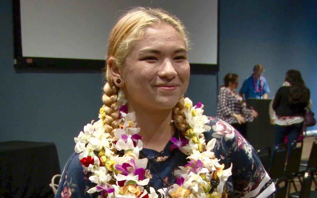 STARS Alumnus Receives First Hokuala Scholarship