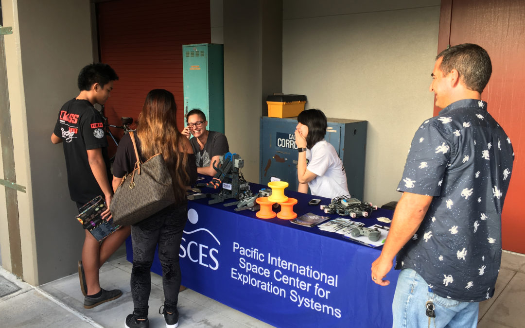 PUEO STEM Fair Engages Students with Tech Careers in Hawaii