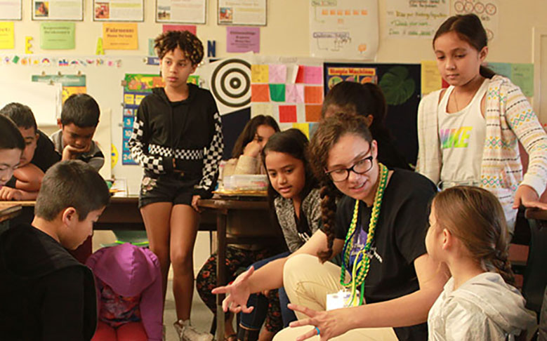Scientists, Educators Visit Classrooms During 15th 'Journey Through the Universe'