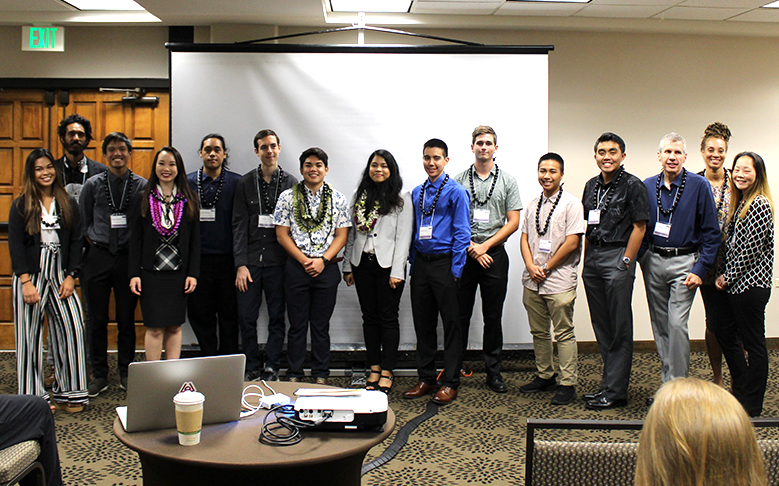 Akamai Symposium Highlights Student Work in Exciting STEM Projects
