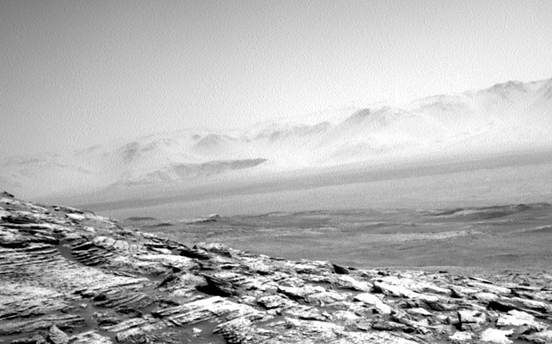 An Eerie View: Imaging Mars with NASA's Curiosity Rover