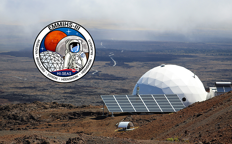 PISCES Prepares for Simulated Moon/Mars Mission at HI-SEAS