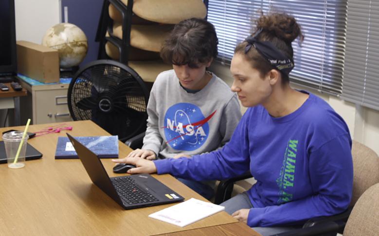 Waiakea Student & STARS Alumnus Begins Geology Internship at PISCES