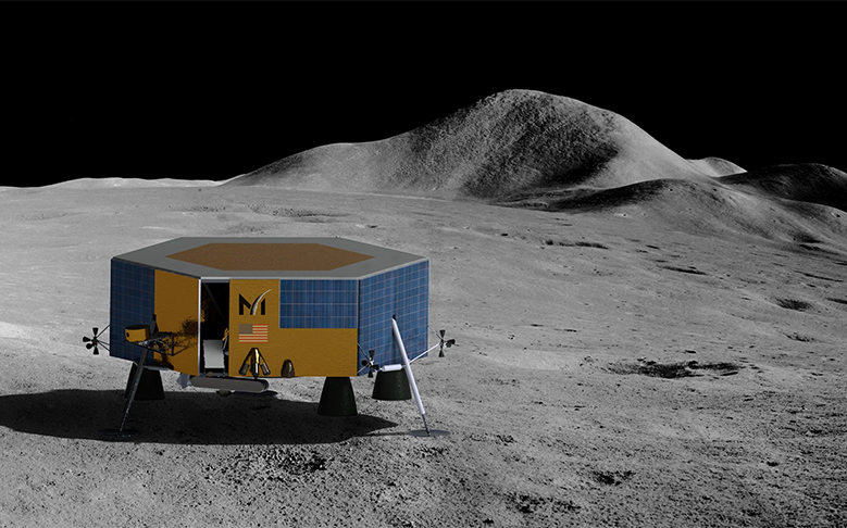 Masten Space Systems: Preparing for a Long-Term Presence on the Moon