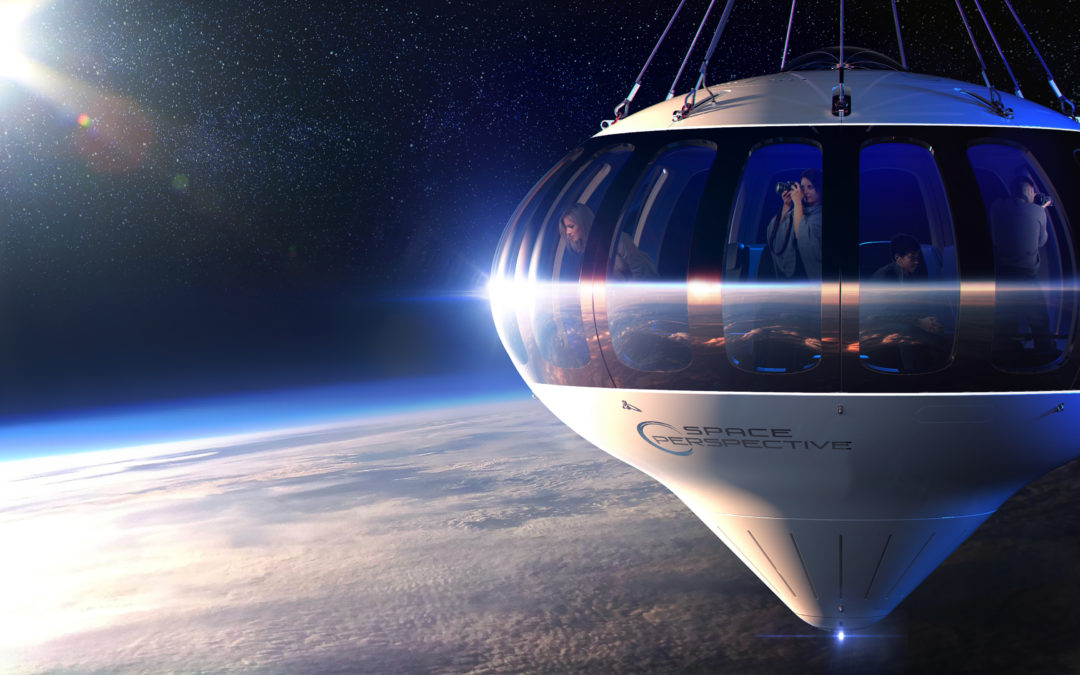 Spaceflight Startup Announces Plan to Launch Space Tours in Stratosphere
