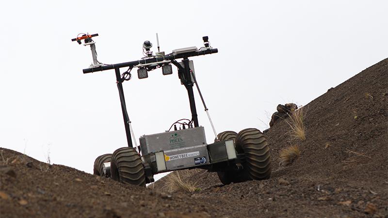 Helelani planetary rover