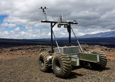 Planetary Robotics