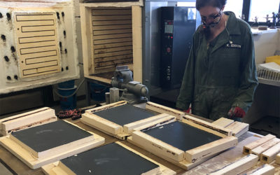 Basalt Launchpad Tiles to Undergo Testing by NASA