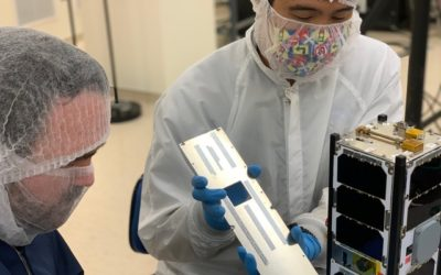 Hawaiʻi Space Flight Lab CubeSat Set for Launch with NASA