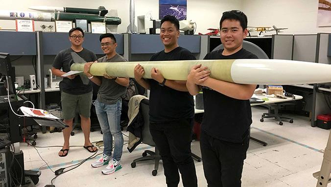 UH Focuses on Developing Next-Gen Aerospace Engineers