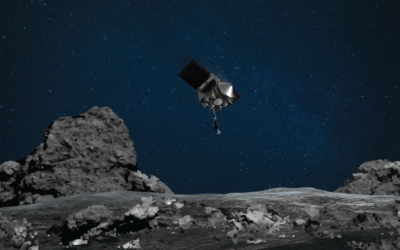 NASA Nails Historic Asteroid Landing for Sample Return