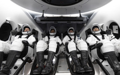 First NASA-Certified Commercial Spaceflight Carries Astronauts to ISS