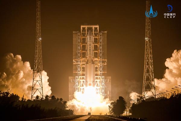 Chang'e-5 Mission to Retrieve Lunar Samples