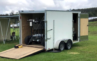 Helelani Rover's Comm Systems Upgraded for Mobile Ops