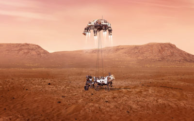 NASA's Perseverance Rover Approaches Tricky Mars Landing