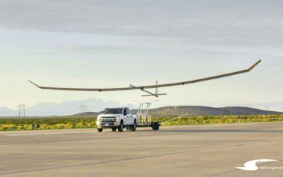 Taking Flight: The Development of HALE-UAS