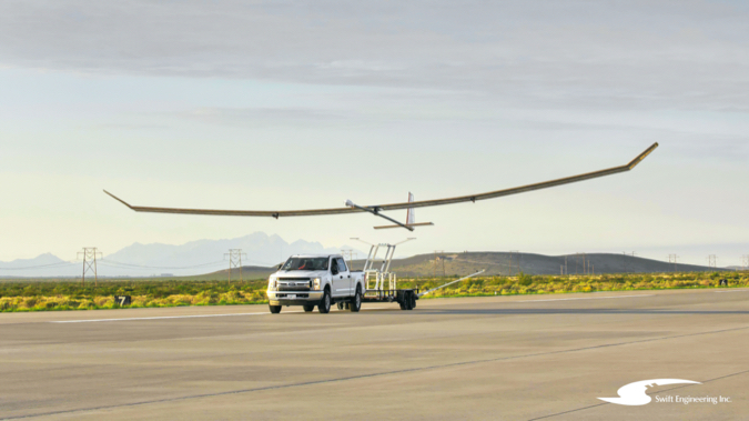 Taking Flight: The Development of HALE-UAS